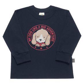 Camiseta-Bebe-Menino---Marinho---42153-56-G---INVERNO-2020