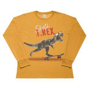 Camiseta-Juvenil-Menino---Ocre---42451-4-12---INVERNO-2020