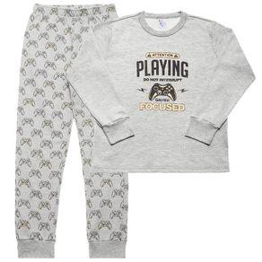 Pijama-Primeiros-Passos-Menino---Mescla-Cinza---42654-188-1---INVERNO-2020