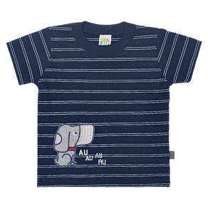 Camiseta-Bebe-Menino---Listrado-Marinho---43653-56-P---Primavera-2020