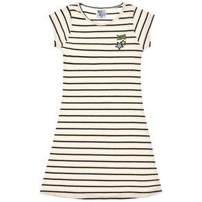 Vestido-Infantil-Menina---Listrado-Natural---43814-234-4---Primavera-2020