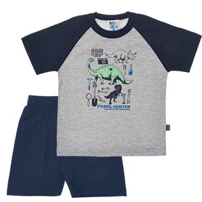 Pijama-Primeiros-Passos-Menino---Mescla-Cinza---42655-567-2---Primavera-2020