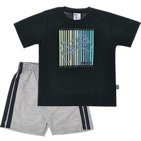 Pijama-Primeiros-Passos-Menino---Preto---42657-51-2---Primavera-2020