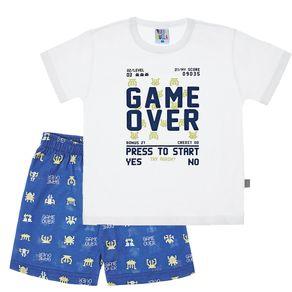 Pijama-Infantil-Menino---Branco---42756-3-4---Primavera-2020