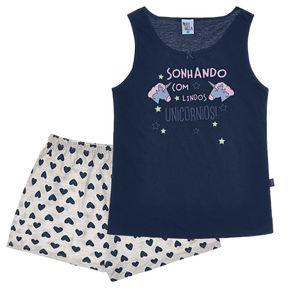 Pijama-Juvenil-Menina---Marinho---42805-58-12---Primavera-2020