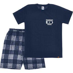 Pijama-Infantil-Menino---Marinho---42854-58-12---Primavera-2020