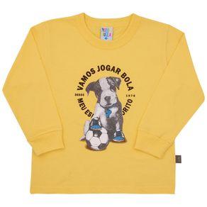 Camiseta-Manga-Longa-Primeiros-Passos-Menino---Amarelo-45351-4-1---Inverno-2021