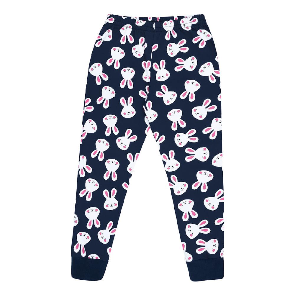 Conjunto Pijama Branco - Juvenil - Menina 12 45183-3