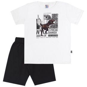 Conjunto-Manga-Curta-Infantil-Menino---Branco-46378-3-4--Primavera-Verao-2021