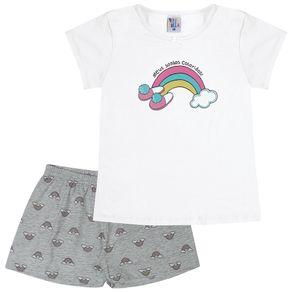 Pijama-Primeiros-Passos-Menina---Branco-46503-3-1--Primavera-Verao-2021