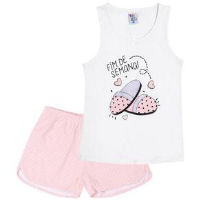 Pijama-Infantil-Menina---Branco-46510-3-4--Primavera-Verao-2021