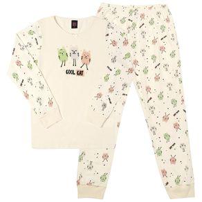 Pijama-Infantil-Menina---Natural-46531-68-4--Primavera-Verao-2021