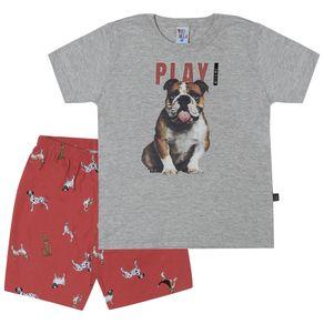 Pijama-Infantil-Menino---Mescla-Cinza-46560-567-4--Primavera-Verao-2021