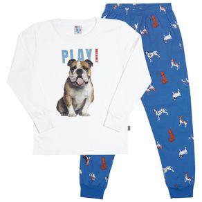 Pijama-Infantil-Menino---Branco-46580-3-4--Primavera-Verao-2021