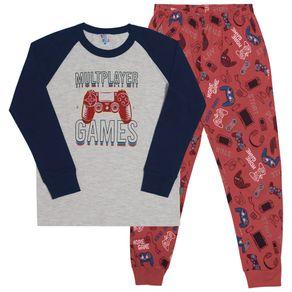 Pijama-Infantil-Menino---Mescla-Banana-46581-60-4--Primavera-Verao-2021