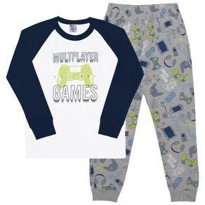 Pijama-Infantil-Menino---Branco-46581-3-4--Primavera-Verao-2021