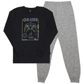 Pijama-Juvenil-Menino---Preto-46595-51-12--Primavera-Verao-2021