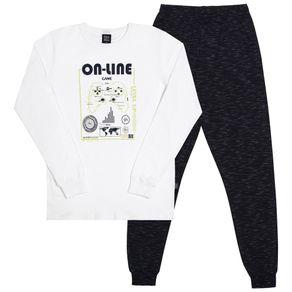 Pijama-Juvenil-Menino---Branco-46595-3-12--Primavera-Verao-2021
