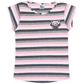 Blusa-Manga-Curta-Infantil-Menina---Listrado-Rosa-Lumi-46304-1189-4--Primavera-Verao-2021
